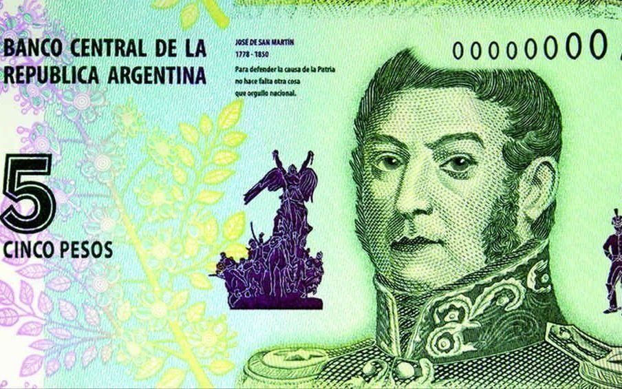 Piden postergar 6 meses el plazo para que deje de circular el billete de 5 pesos