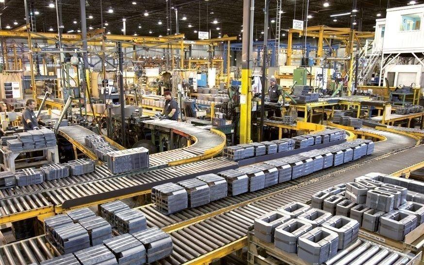 Bajó al 60% la capacidad instalada de la industria