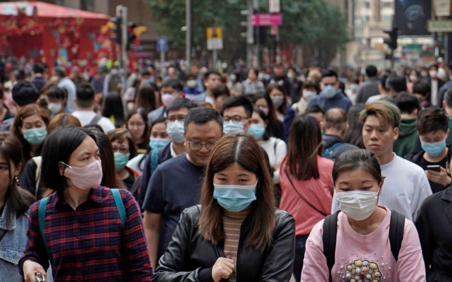 China reportó 41 muertes por el coronavirus