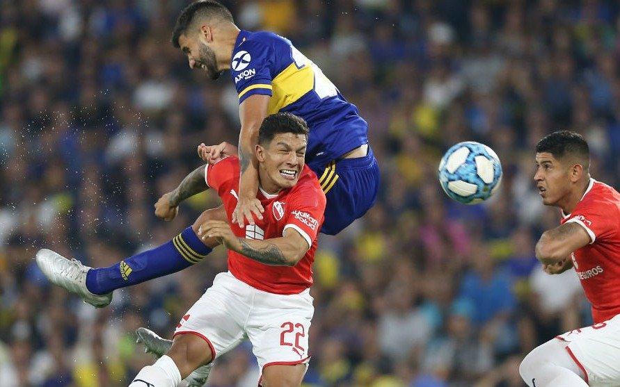 Con uno menos, Boca no pasó del empate y quedó a tres puntos de River