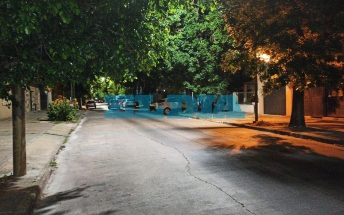 En La Loma, otro asalto a una familia