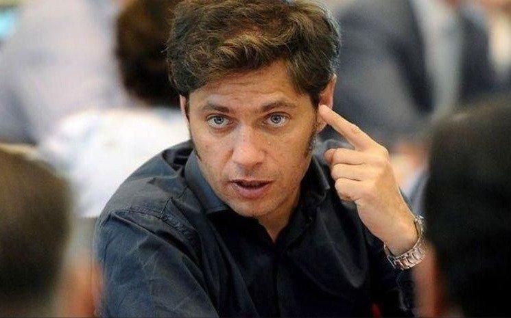 Kicillof paga el vencimiento de un bono emitido por Vidal por 24,3 millones de dólares