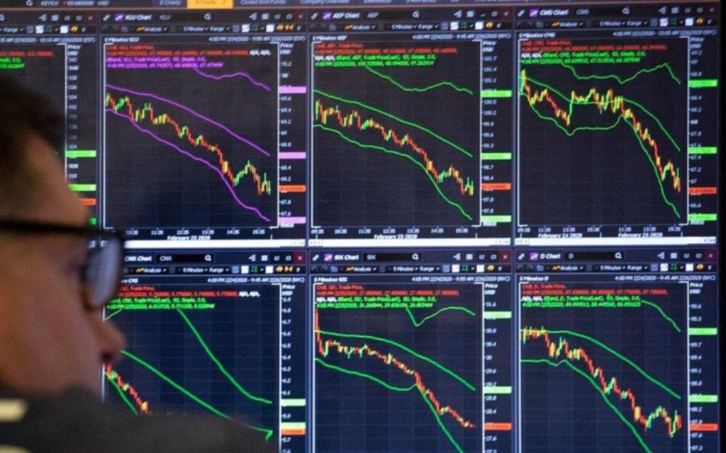 La peor semana desde 2008 para los mercados mundiales