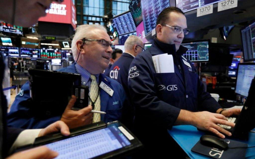 La bolsa y los títulos argentinos en Wall Street recuperan algo de terreno