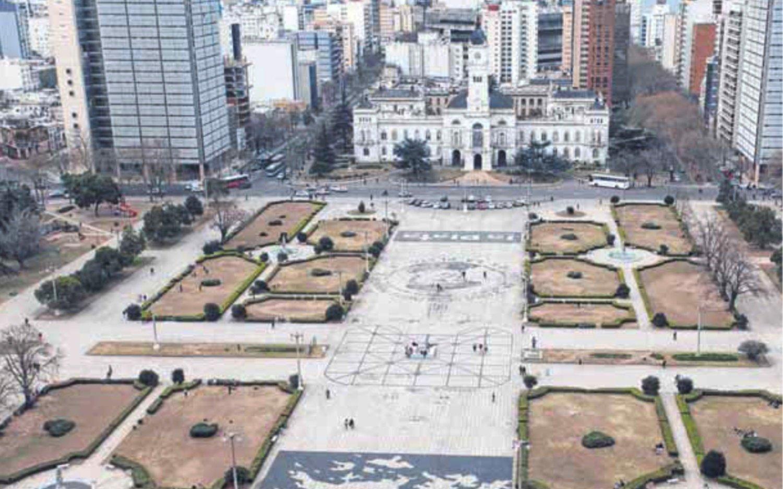 ¿Cuál fue la actuación de los masones en la fundación de La Plata?