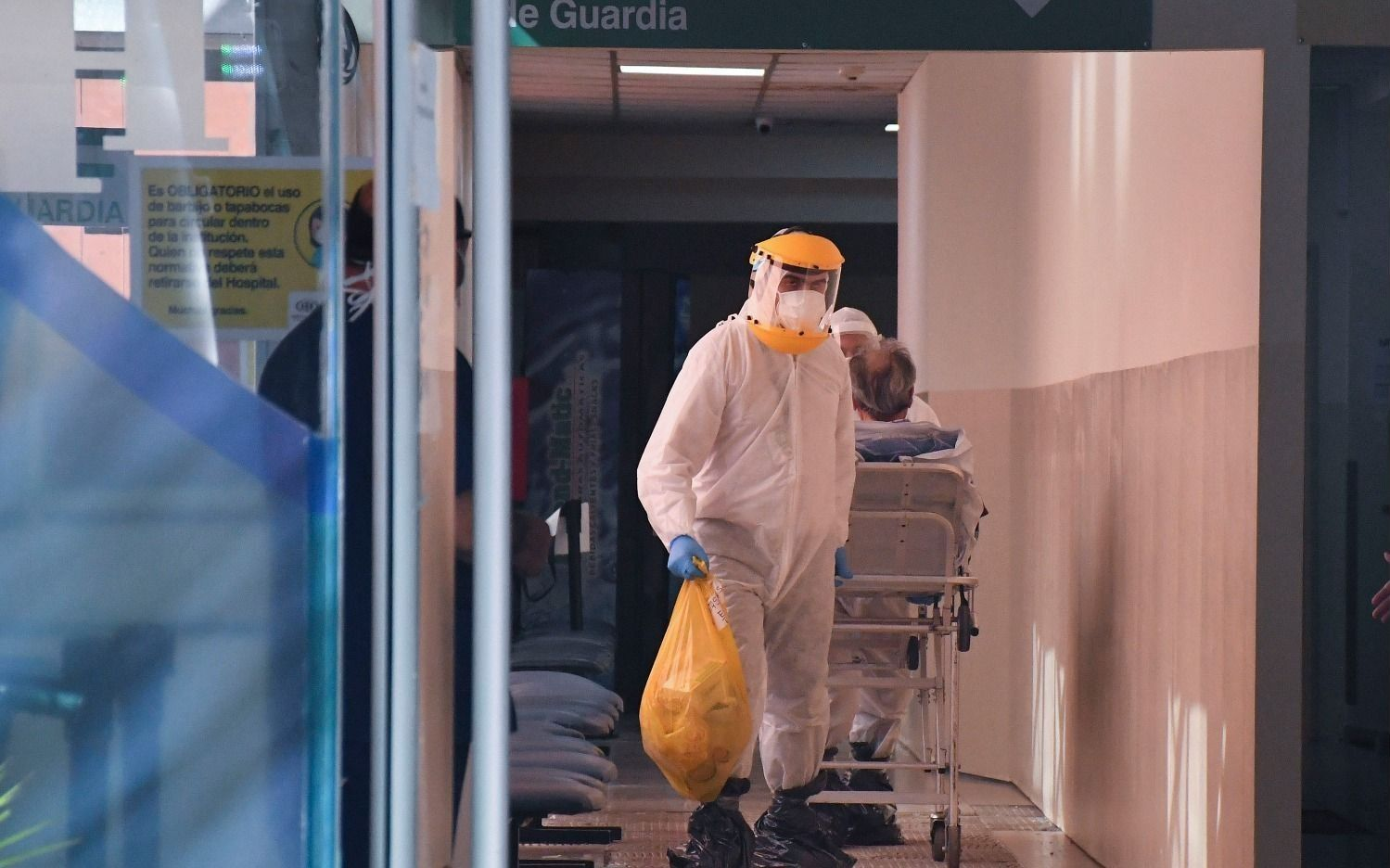 Brote de COVID-19 en un hospital tiene en vilo a Chascomús: al menos seis contagios
