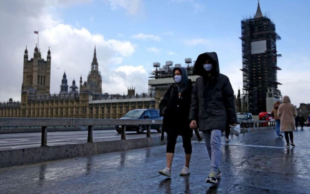 El 17% de los londinenses ya tiene anticuerpos contra el COVID-19