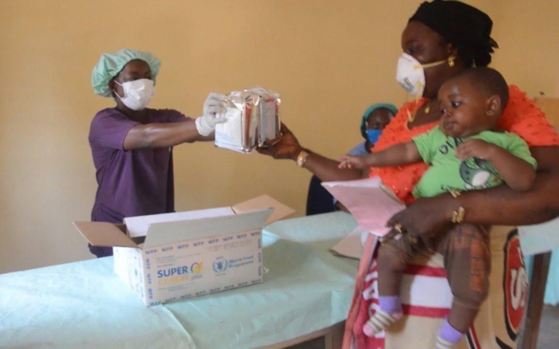 Un bebé sudafricano de 2 días, entre las víctimas más jóvenes del mundo