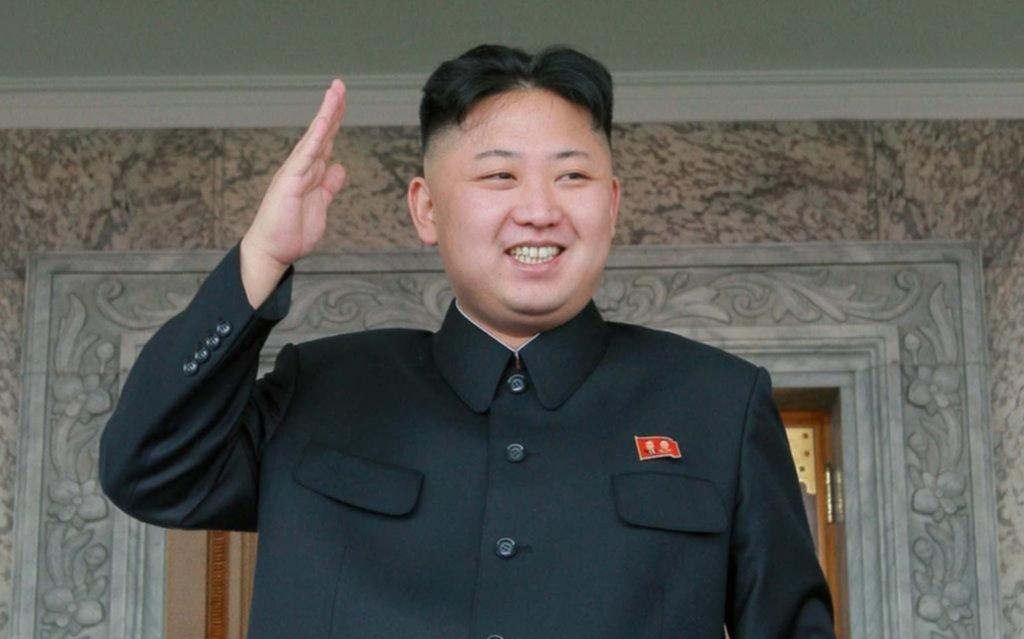"""Kim, el """"Rocket Man"""" que juega a las escondidas"""