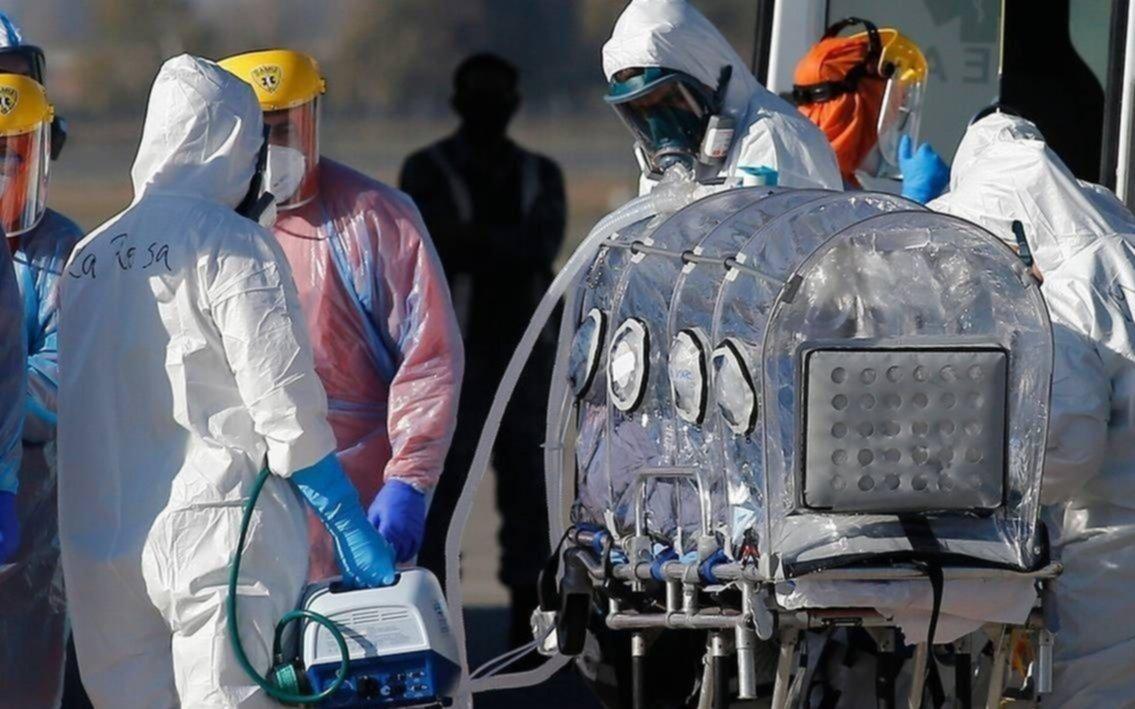 Sudamérica, el nuevo         foco de contagio          de coronavirus