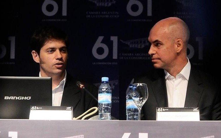 Kicillof y Larreta bajan la tensión política mientras se complica la situación en el AMBA