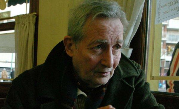 Preocupación: Agustín Alezzo, maestro de actores, está internado ...