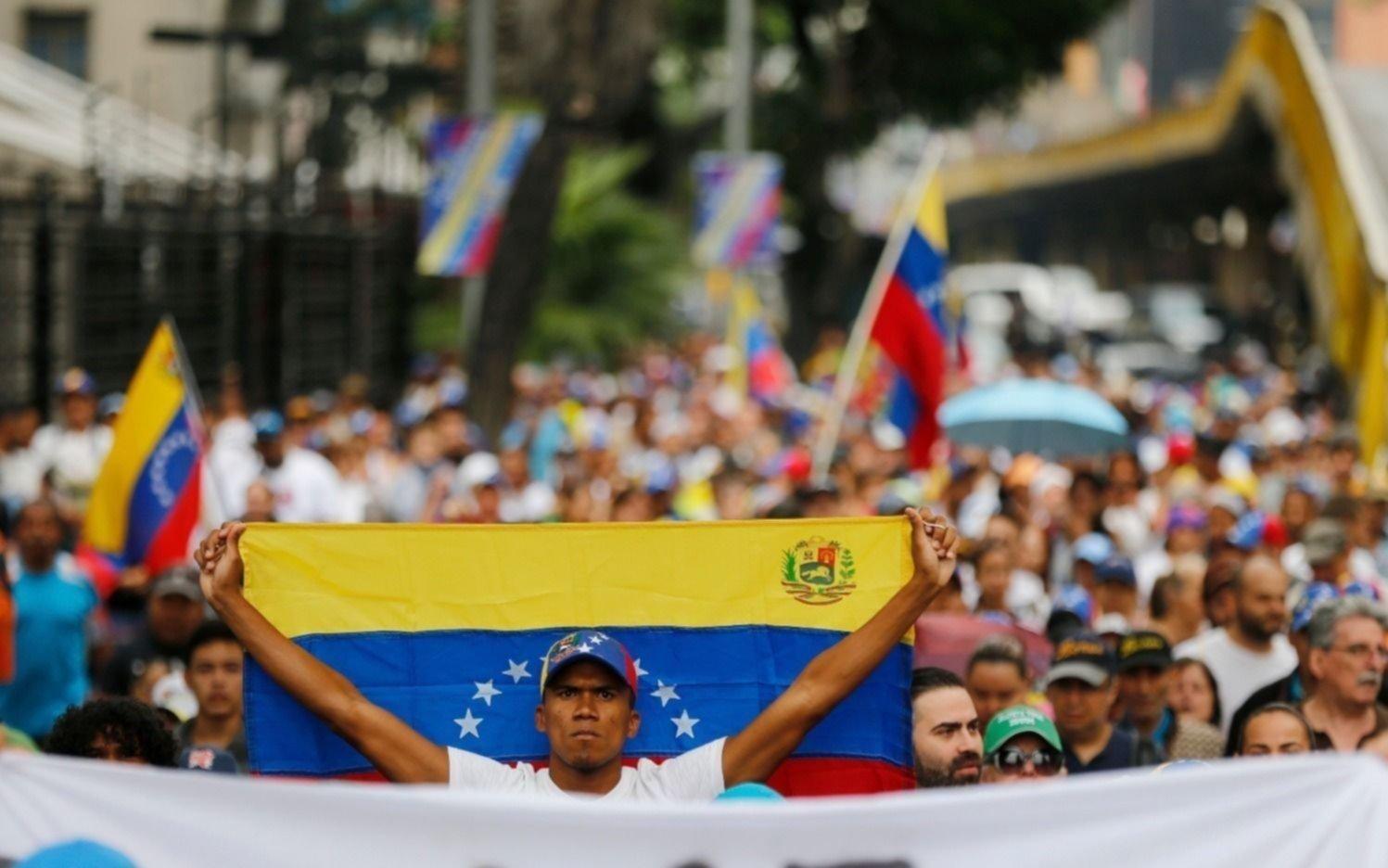 El virus deja al desnudo el colapso sanitario en Venezuela
