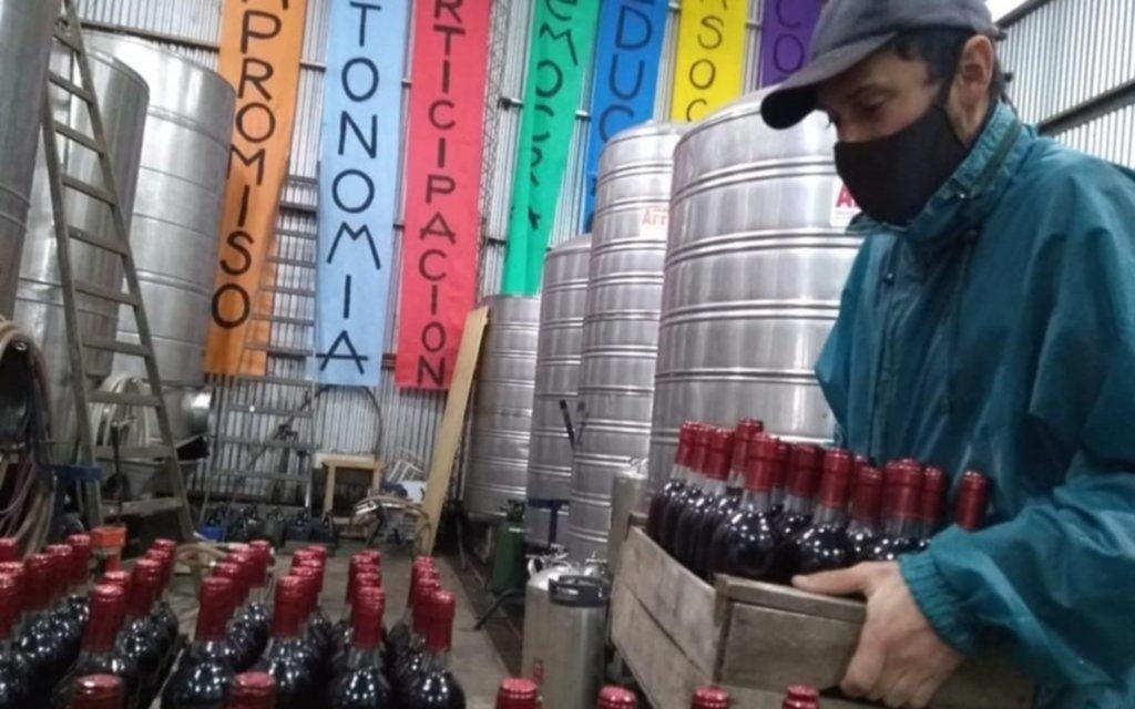 En modo virtual, la Fiesta del Vino de la Costa puso primera