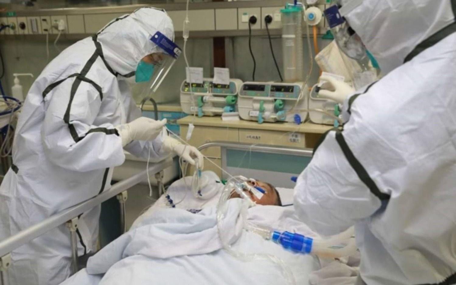 El día con más casos de coronavirus en el mundo