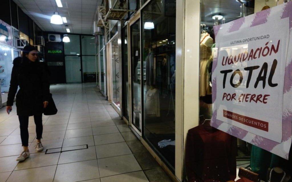 Caída de ventas en La Plata y AMBA triplica al resto del país