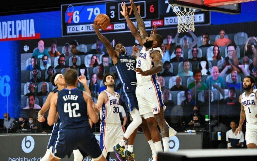 Éxito de la burbuja NBA: siguen sin contagios
