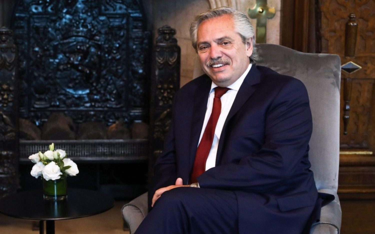 """Alberto F. a un año del triunfo en las PASO: """"Lo importante fue la unidad"""""""