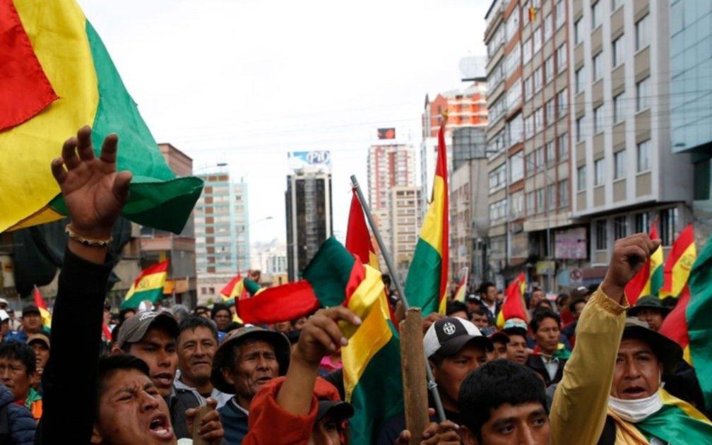 Bolivia, entre bloqueos y protestas