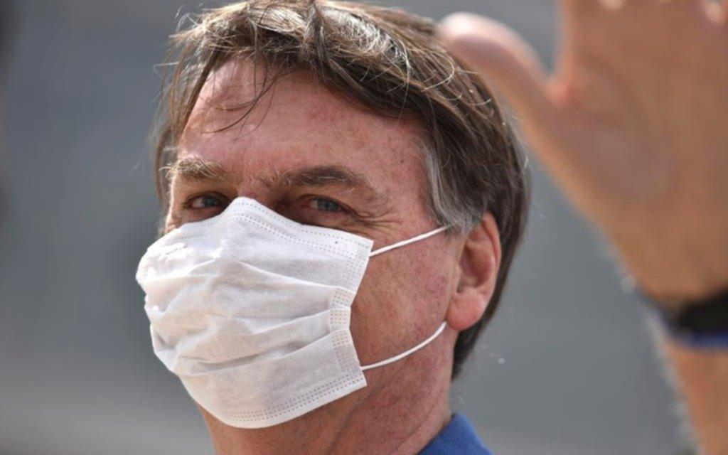 Un poco de aire para Bolsonaro