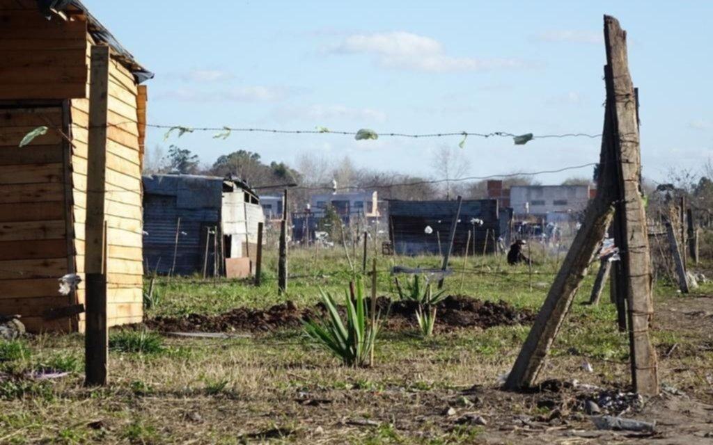 Toma de tierras: la inaceptable forma de intentar habitar
