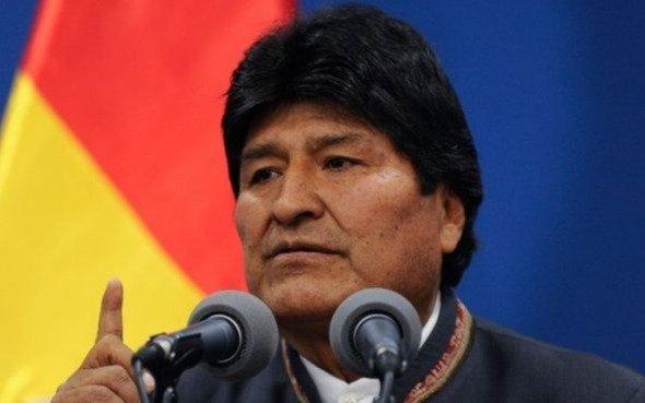 La Justicia de Bolivia citó a Evo a declarar por sedición