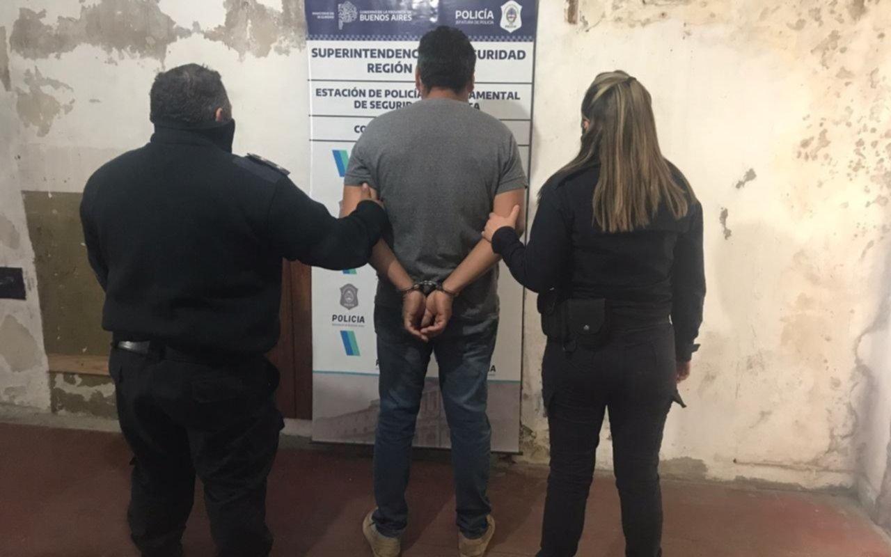En Tolosa, cayó un prófugo de una causa por abuso sexual