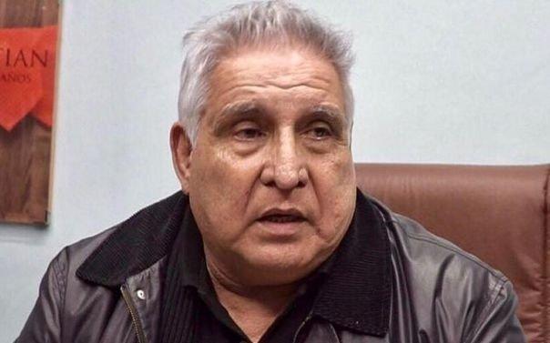 """Internaron al exlíder de la Uocra local, el """"Pata"""" Medina"""