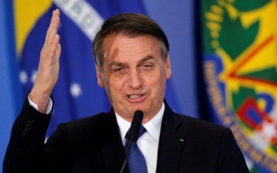 Bolsonaro salió del hospital tras la cirugía