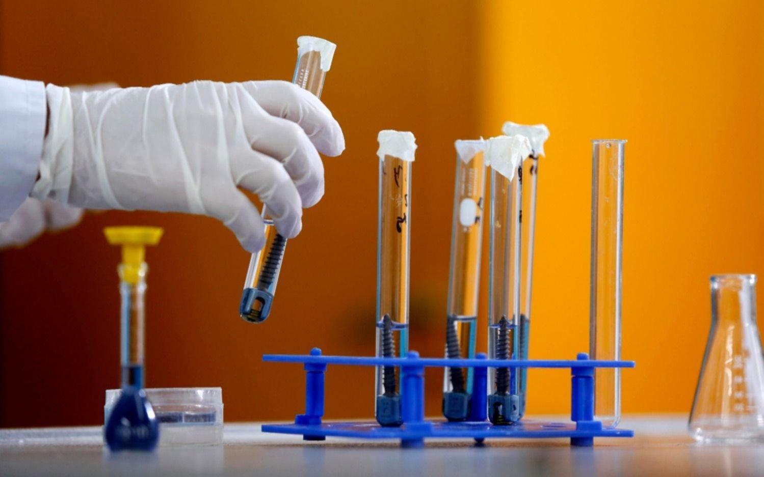 De a poco se normalizan         las prácticas bioquímicas