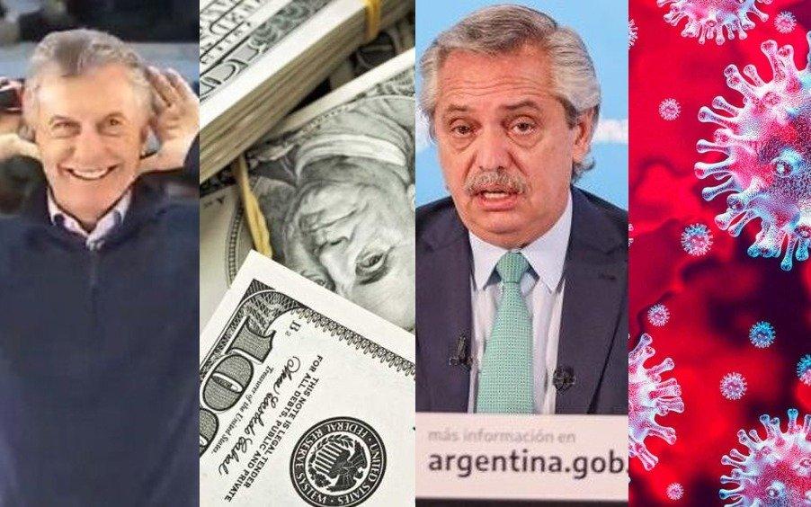 """Se buscan """"enemigos"""" en medio de la creciente crisis"""