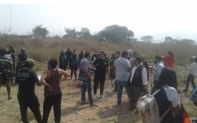La Justicia no avaló el desalojo de los militantes de Grabois en el campo de los Etchevehere
