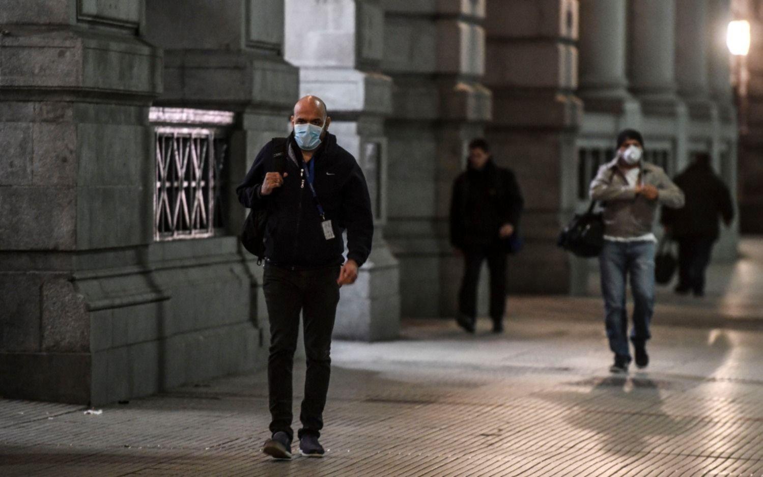 El aislamiento sigue sin nuevas aperturas en La Plata y quitan controles en rutas del interior