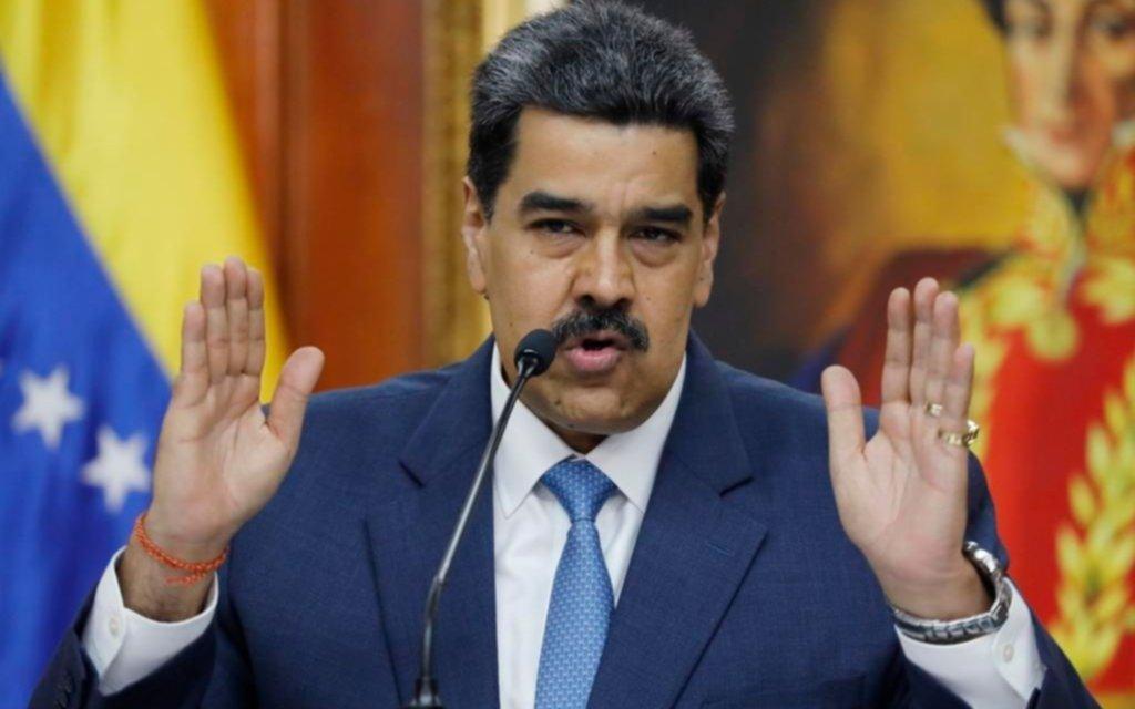 La ley Antibloque de Maduro