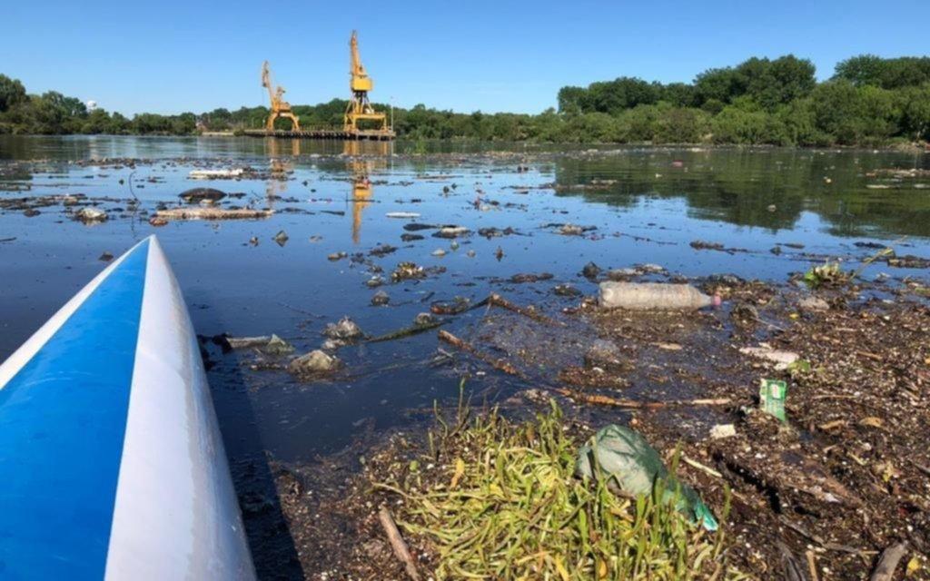 Dramático informe sobre las aguas del arroyo El Gato