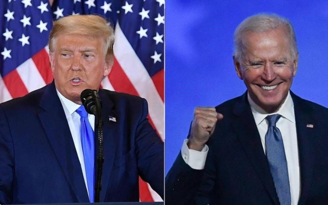 El bloqueo de Trump a la transición cumplió dos semanas sin resultados