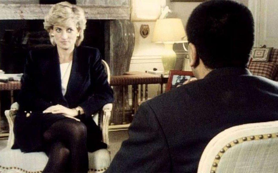 Ahora el hermano de Lady Di cargó contra el periodista que hizo la entrevista del escándalo