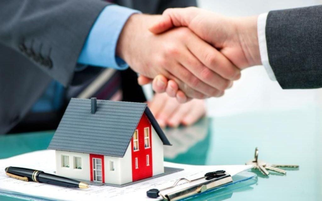 La compraventa de inmuebles en la Provincia creció en octubre 1,6%