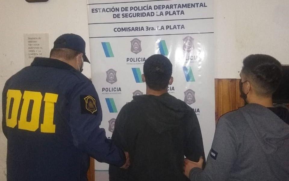 Marcha a la Fiscalía por el crimen de Lucas Paiva
