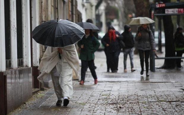 Llovió toda la madrugada pero ya cesó la alerta meteorológica