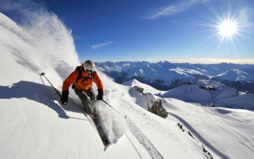 En Suiza se puede esquiar pero no cantar en Navidad