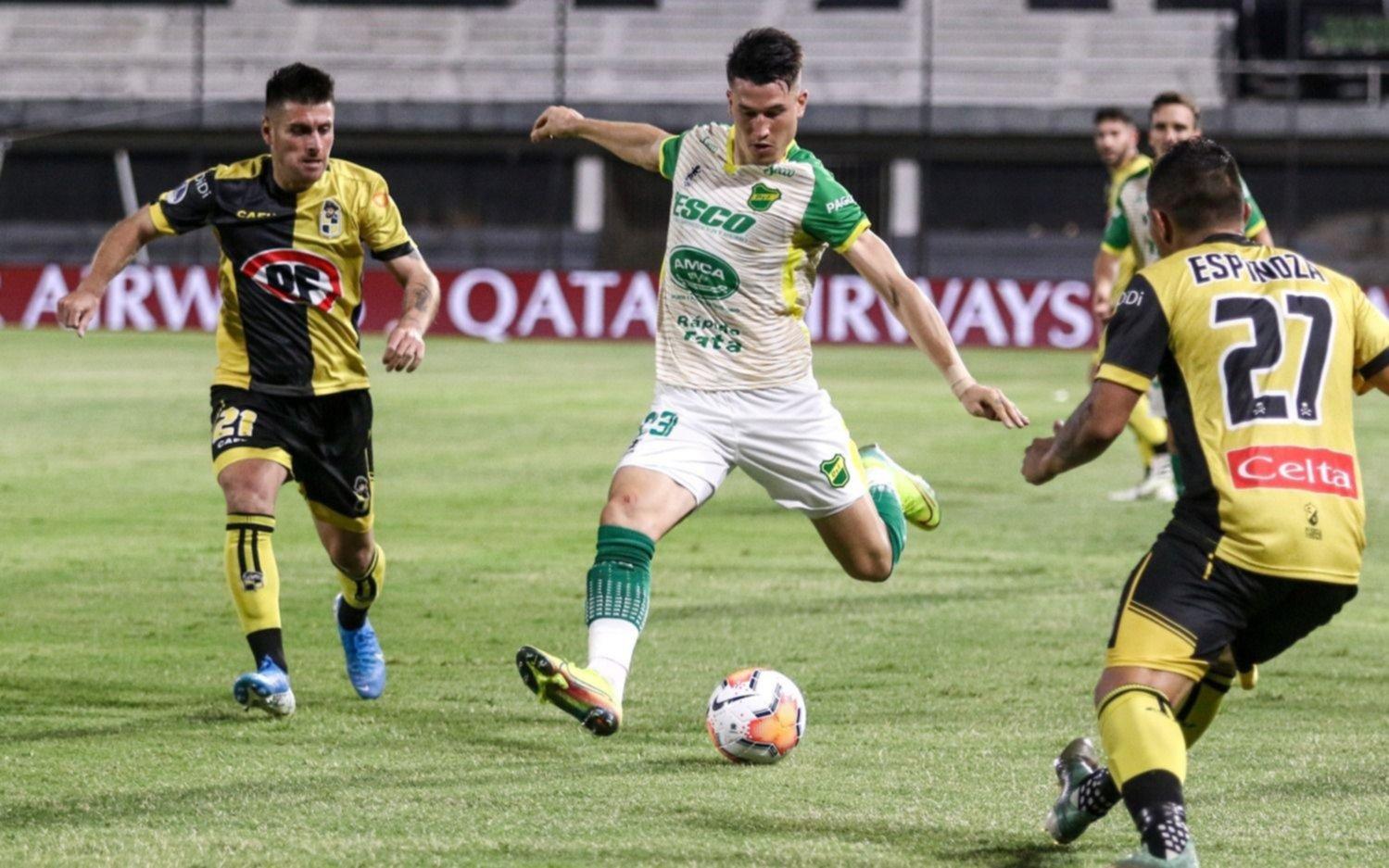Defensa no logró salir del empate ante Coquimbo