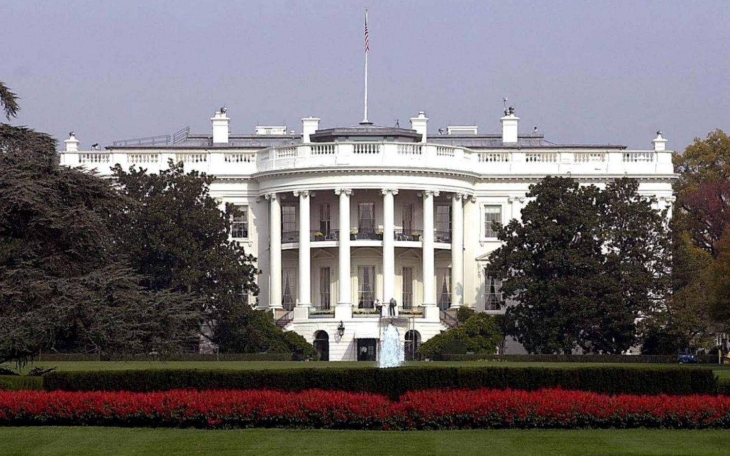 Una Casa Blanca muy distinta