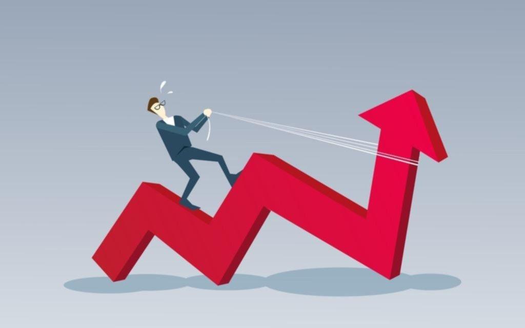 La caída de la economía: ¿llegan el repunte y el rebote?