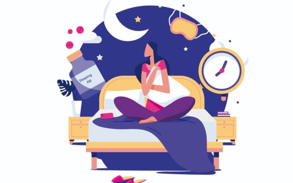 Dormir mal, otro de los males que está dejando la pandemia