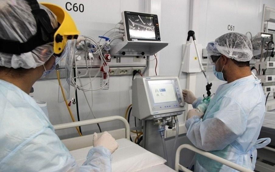 Reportaron 7.855 contagios de coronavirus en el país
