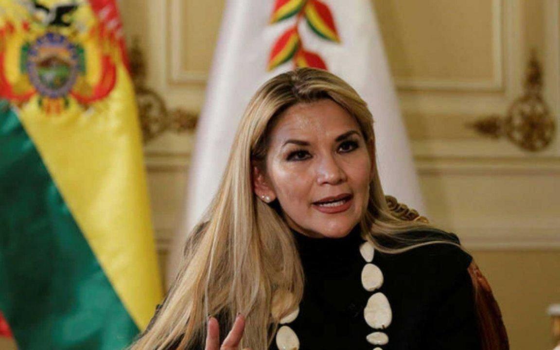 EE UU pide liberar a Áñez y otros políticos detenidos en Bolivia