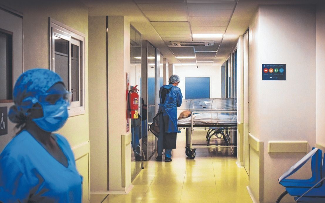 """Cierres de clínicas: la Provincia prepara otro """"rescate"""", pero temen """"estatización"""""""