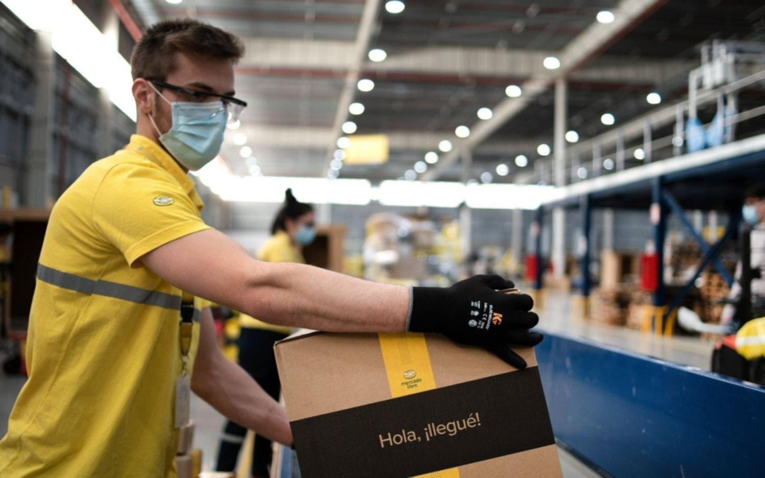 Mercado Libre tomará a 2.800 empleados jóvenes en el país