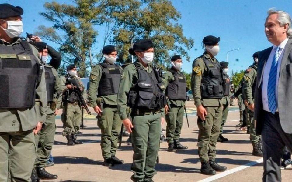El Gobierno suma 1.000 gendarmes al Conurbano para ampliar los controles